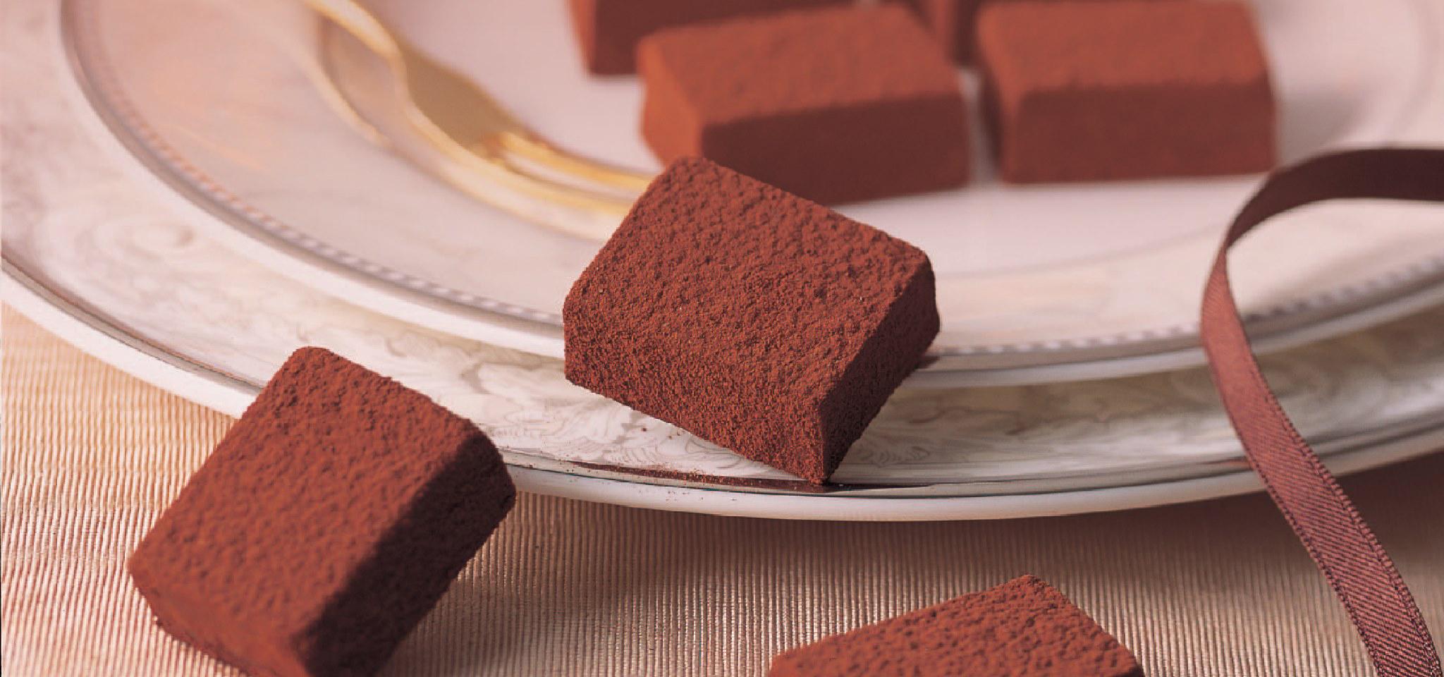 Các loại chocolate ngon